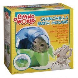 Living World Bañera para Chinchilla