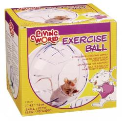Living World Bola de ejercicio hamsters