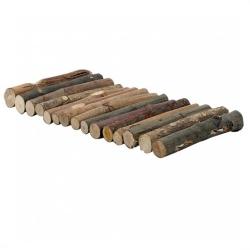 Living World Puente de madera flexible