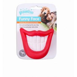Funny Face Sonrisa Juguete para perros Pawise para perros