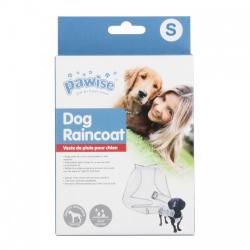 Pawise Impermeable Transparente perros para perros