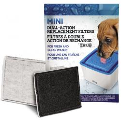 Zeus Recambio Fuente Filtro Doble Acción para perros