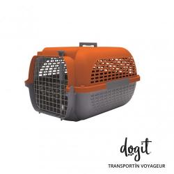 Dogit Pet Voyageur Transportin Naranja para perros