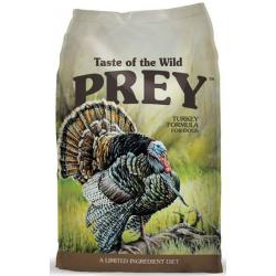 Taste of the Wild Prey pavo pienso para perros