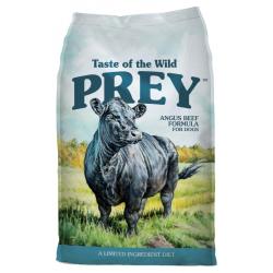 Taste of the Wild Prey Angus pienso para perros