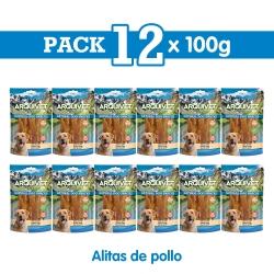 Alitas de pollo - 100gr Snack para perros