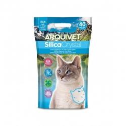 Arena para gatos Silicacrystal 5 Lts