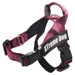 Arnés para perros Xtreme CLASSIC Dog Rosa