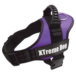 Arnés para perros Xtreme Dog Lila