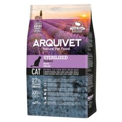 Arquivet Cat Sterilized Turkey Pienso para gatos
