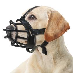 Bozal flexible-silicona para perros