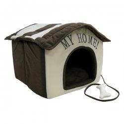Caseta My home para perros y gatos