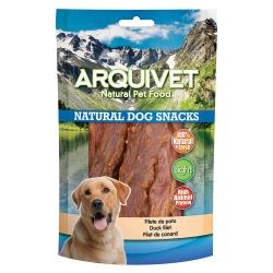 Snack para perros filete de pato
