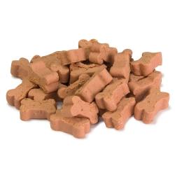 Golosinas para perros Soft snacks huesitos salmon