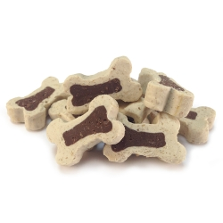 Golosinas para perros Soft snacks maxi huesitos de cordero