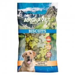 Galletas Mini huesitos de Vainilla para perros Arquivet