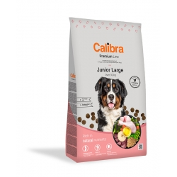 Calibra dog premium line junior large pienso para perros