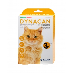 Dynacan pipetas anitparasitarias para gatos