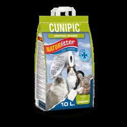 Cunipic NATURLITTER Lecho Papel Reciclado para Gatos