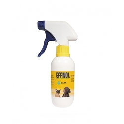 Effinol Spray antiparasitario perros y gatos