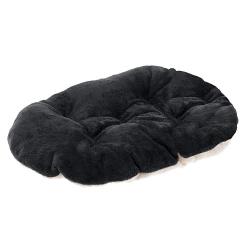 Cama Relax perro y gato Soft Cushion Black Ferplast
