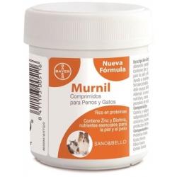 Bayer Sano&Bello Murnil Suplemento vitamínico para perros y gatos 60 comprimidos