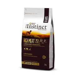 True Instinct-High Meat Medium-Maxi Adult Pollo (1)