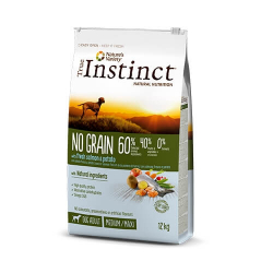 True Instinct-No Grain Medium-Maxi Adult Salmón (1)