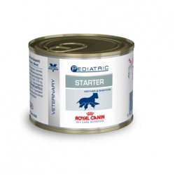 Royal Canin Veterinary Diets-Pediatric Starter Mousse Húmedo 195 gr (1)