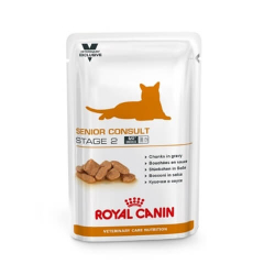 Royal Canin Veterinary Diets-Vet Care Senior Consult Stage 2 Húmedo 100 gr (1)