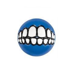 Rogz-Pelota Grinz Azul para Perro (1)