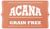 Acana Grain Free