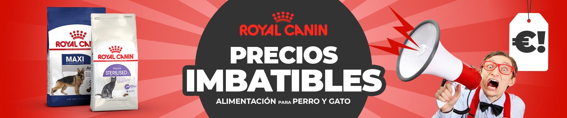 Precios imbatibles Royal Canin